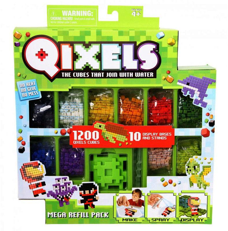 Qixels - Mega zestaw uzupełniający 87071