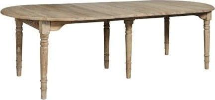 Stół owalny Belldeco Classic rozkładany