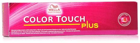 Wella Color Touch Plus Farba do koloryzacji półtrwałej 60 ml