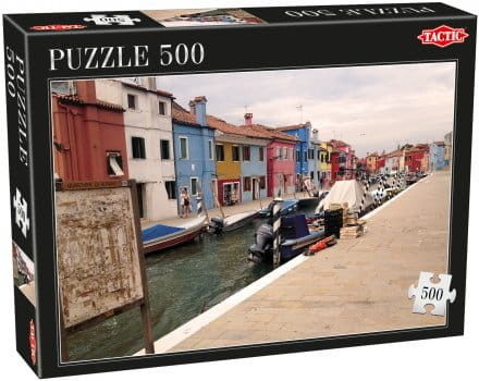 Puzzle TACTIC 500 - Landscape, Krajobraz