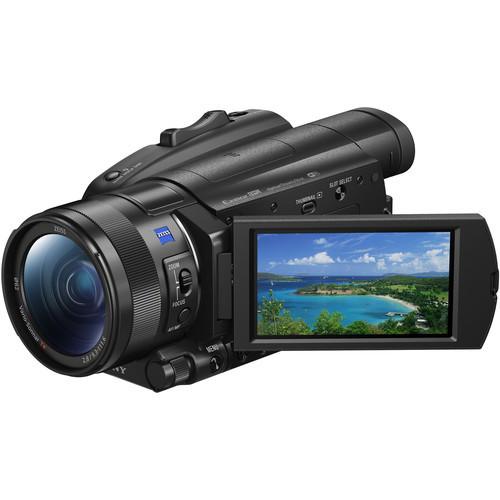 Sony FDR-AX700 - kamera cyfrowa 4K Sony AX700/BC - kamera 4K / Full HD