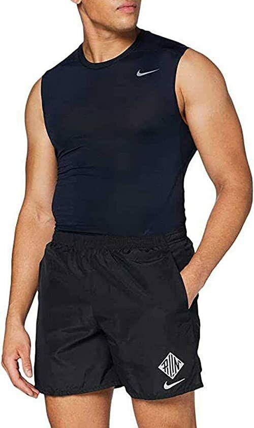 Nike Szorty męskie Chllgr Wr Gx Shorts szary szary/czarny/Reflective Sil S