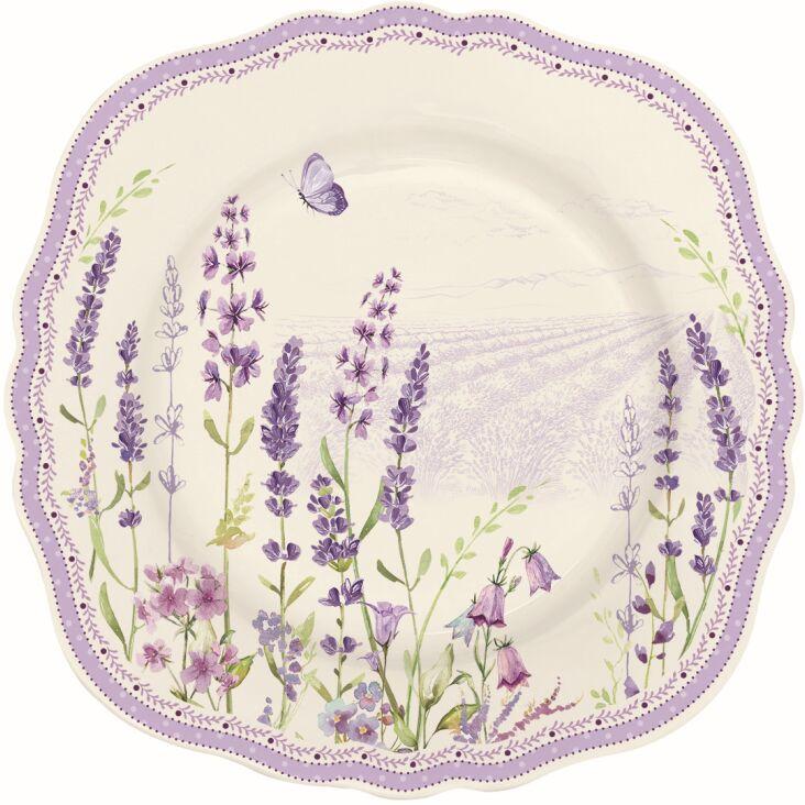 Easy Life/R2S, talerz deserowy - Lavender Field, lawenda