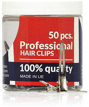Ronney Profesjonalne klipsy fryzjerskie Model 85139 50 szt.
