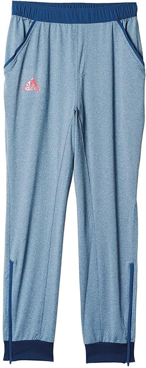 adidas Męskie spodnie tenisowe Adizero niebieski granatowy XXL