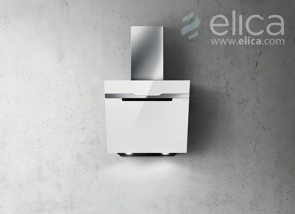 Okap przyścienny ELICA MAJESTIC WH/A/60 white 60 cm