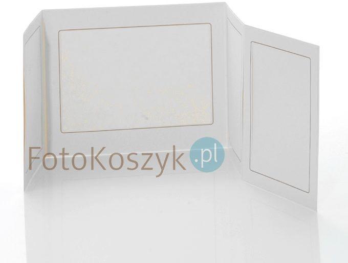 Mini-Album Biały - zestaw: 4 zdjęcia 15x21