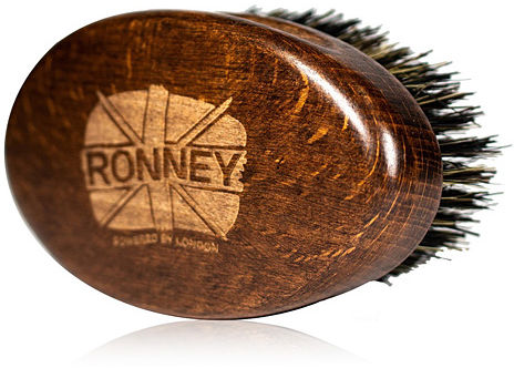 Ronney Szczotka do brody Włosie naturalne 1 szt.