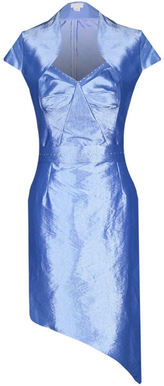 Sukienka FSU155 CHABROWY JASNY