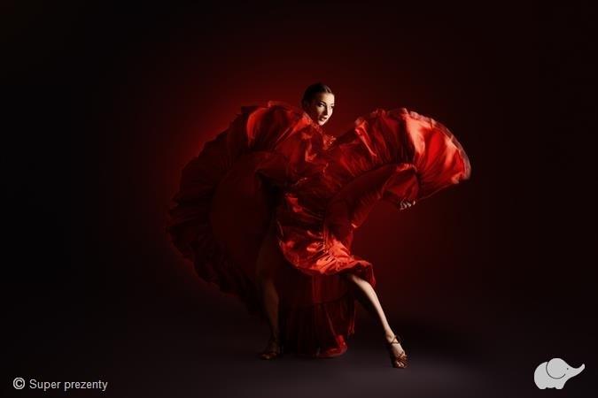 Taniec latino dla niej w Warszawie