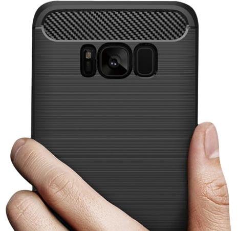 Etui RugCarbon Samsung Galaxy S8