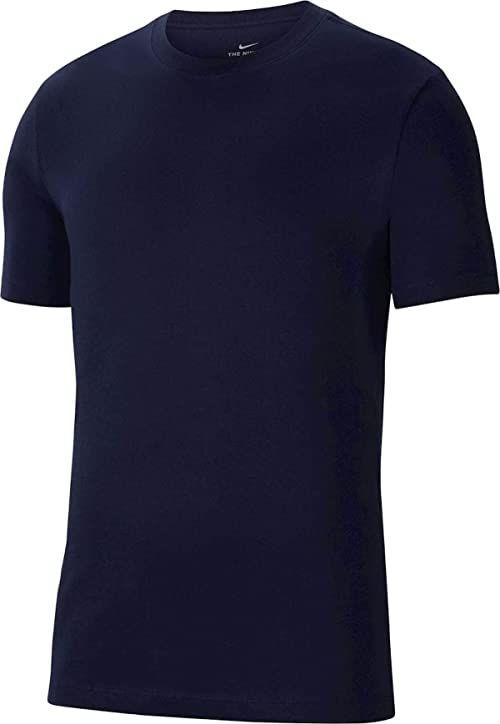 Nike T-shirt męski Team Club 20 Tee obsydianowy/biały S