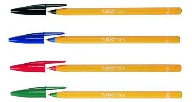 Długopis BIC ORANGE (T12) (MLG)