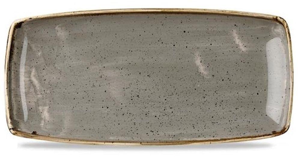 Półmisek porcelanowy Peppercorn Grey