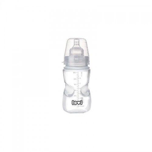 Butelka Medical+ 250 ml smoczek 3+ Lovi