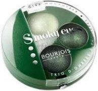 Bourjois Smoky Eyes 08 Vert Trendy Potrójne cienie do powiek - 4,5g - Darmowa Wysyłka od 149 zł