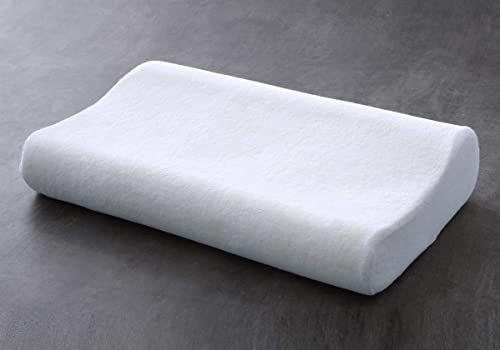 Today 259602 Today ergonomiczna poduszka bawełna/poliester biała 50 x 30 cm