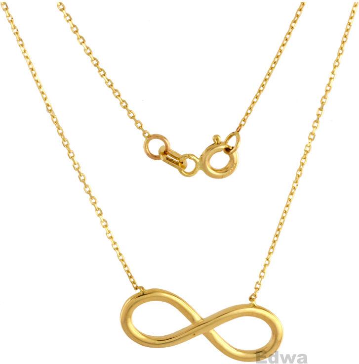 Złoty łańcuszek z nieskończonością, celebrytka, pr.585