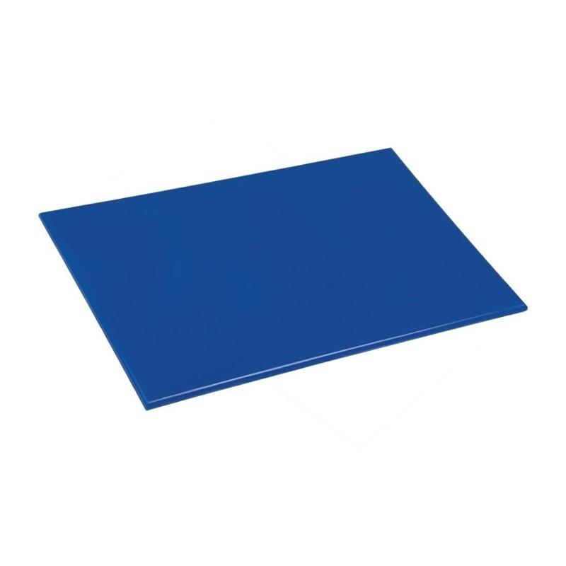 Deska do krojenia niska gęstość antybakteryjna niebieska
