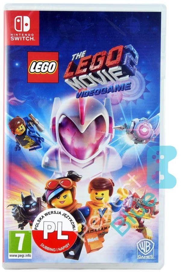 Lego Przygoda 2 / Lego Movie 2 The Videogame / Warszawa