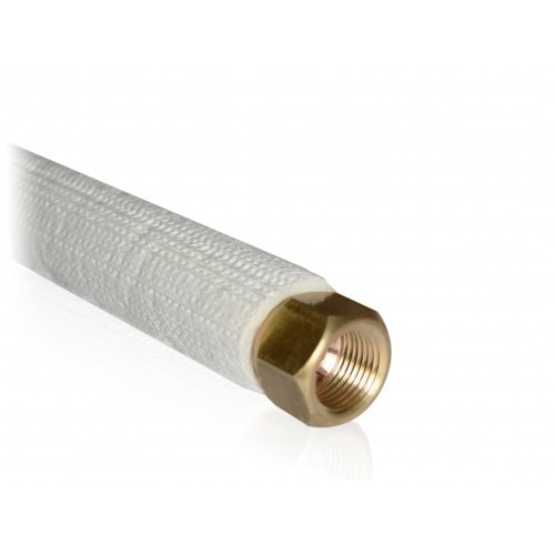 Gotowa do podłączenia rura miedziana w otulinie 5/8cala (15,88mm) 2mb (EBR58M2)