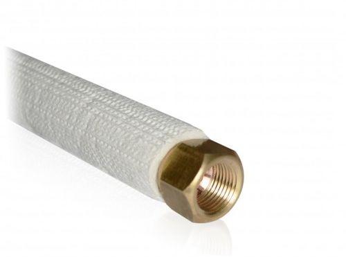 Gotowa do podłączenia rura miedziana w otulinie 5/8cala (15,88mm) 3mb (EBR58M3)