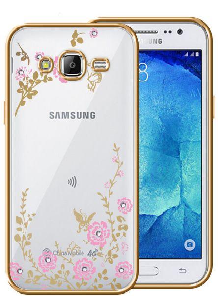 Etui DiamondCase Samsung Galaxy J3 2016