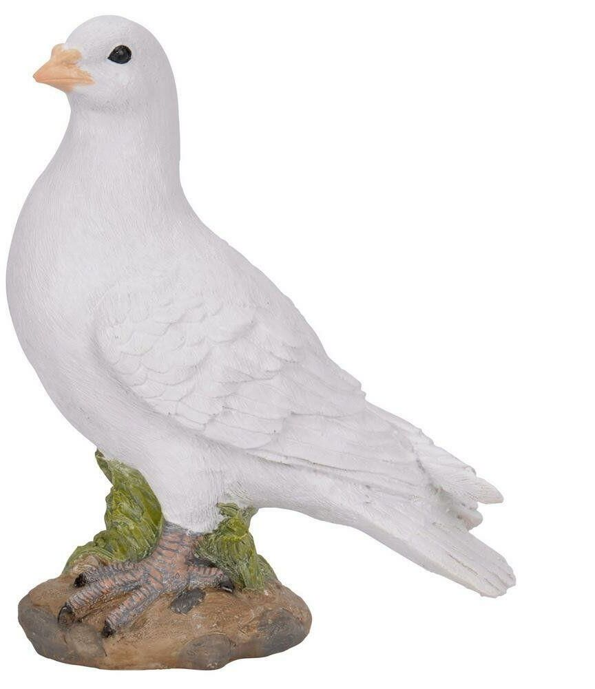Gołąb ptak ogrodowy ozdoba figurka do ogrodu GOŁĘBICA