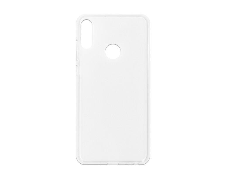 Asus Zenfone Max Pro (M2) (ZB631KL) - etui na telefon FLEXmat Case - biały