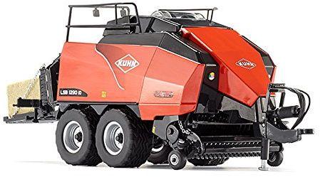 WIKING 7819 - Kuhn prasa dużych opakowań LSB 1290 iD, pojazdy