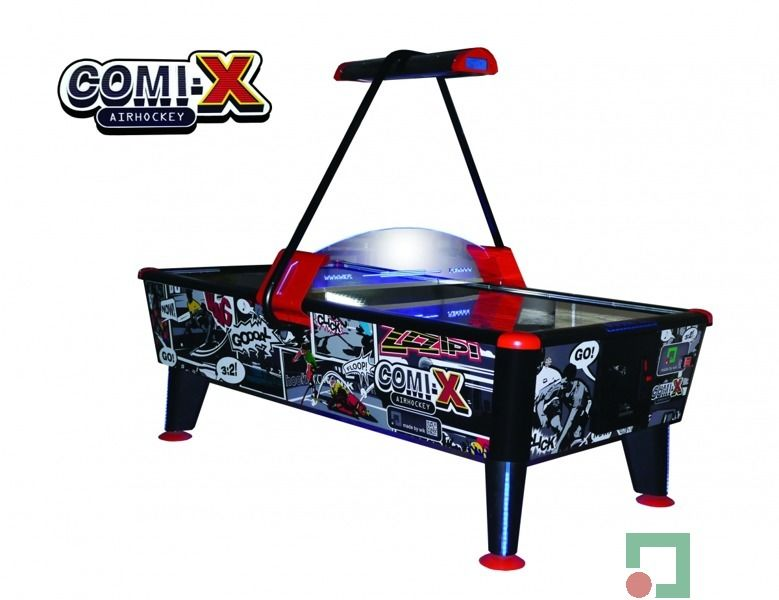 Air hockey comiX