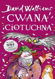 Cwana ciotuchna - Ebook.
