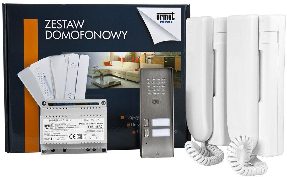 Zestaw domofonowy 5025/312 MIWI-URMET