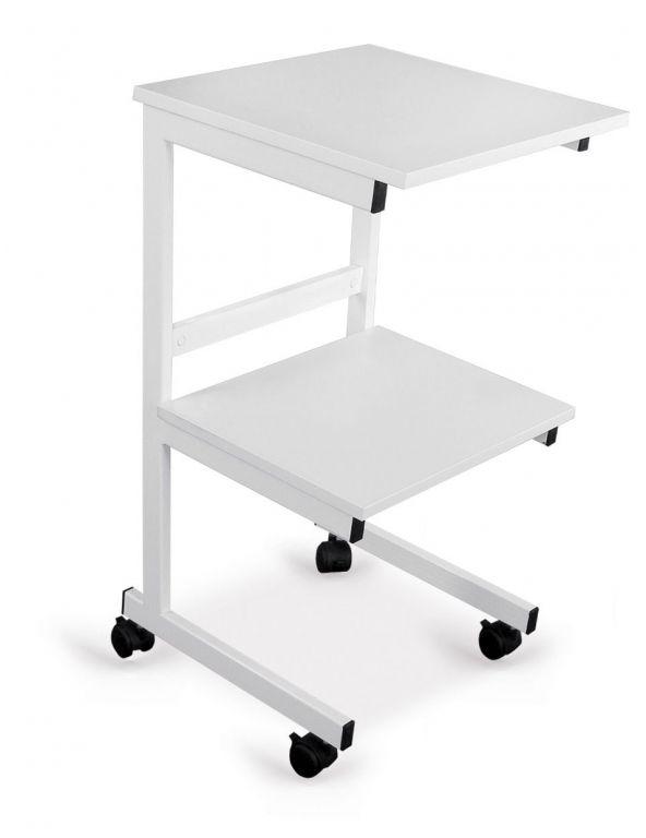 Stolik pod aparaturę metalowy