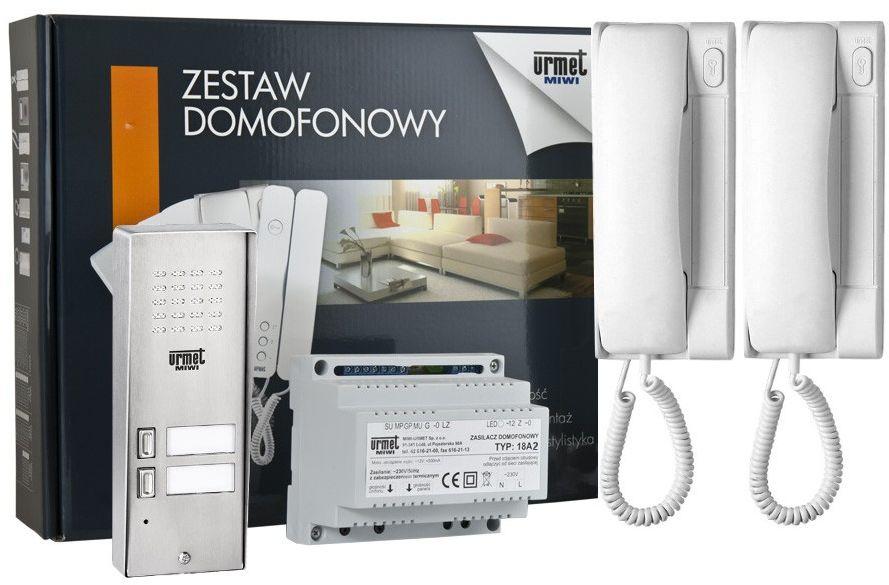 Zestaw domofonowy 5025/322 MIWI-URMET