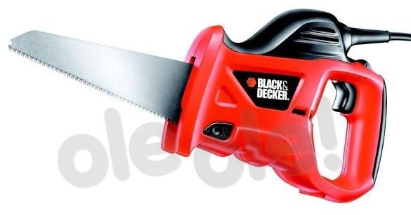 pilarka szablasta Scorpion 400W, Black&Decker [KS880EC]
