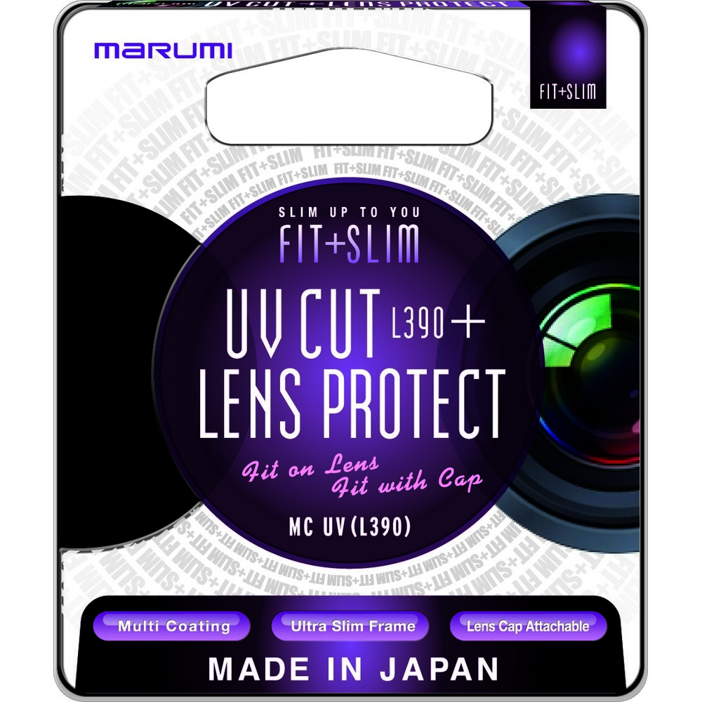 Marumi Fit + Slim UV - filtr UV 55mm Marumi Fit + Slim UV - filtr UV 55mm