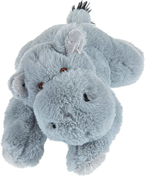 Wild Republic 24803 Ecokins Hippo wypchane zwierzę 20 cm pluszowy