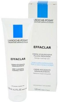 La Roche-Posay Effaclar pianka oczyszczającapianka oczyszczająca do skóry z problemami 125 ml