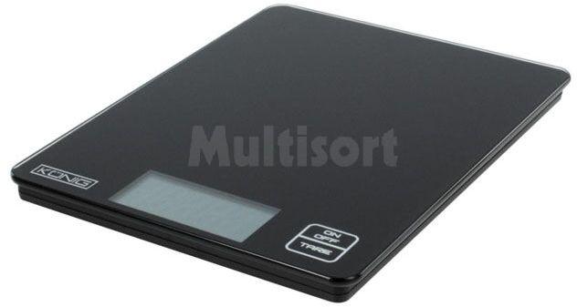 Elektroniczna waga kuchenna KÖNIG KS12N 5kg/1g 17x22cm