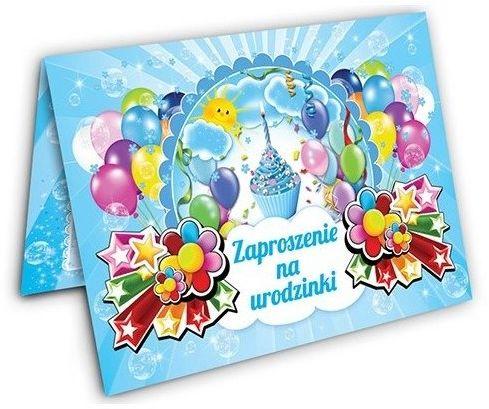 Zaproszenie na Urodziny dla chłopca zx6904