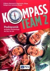 Kompass Team 2 Podręcznik do języka niemieckiego 7-8 - Agnieszka Sibiga, Elżbieta Reymont, Małgorzata Jezierska-Wiejak