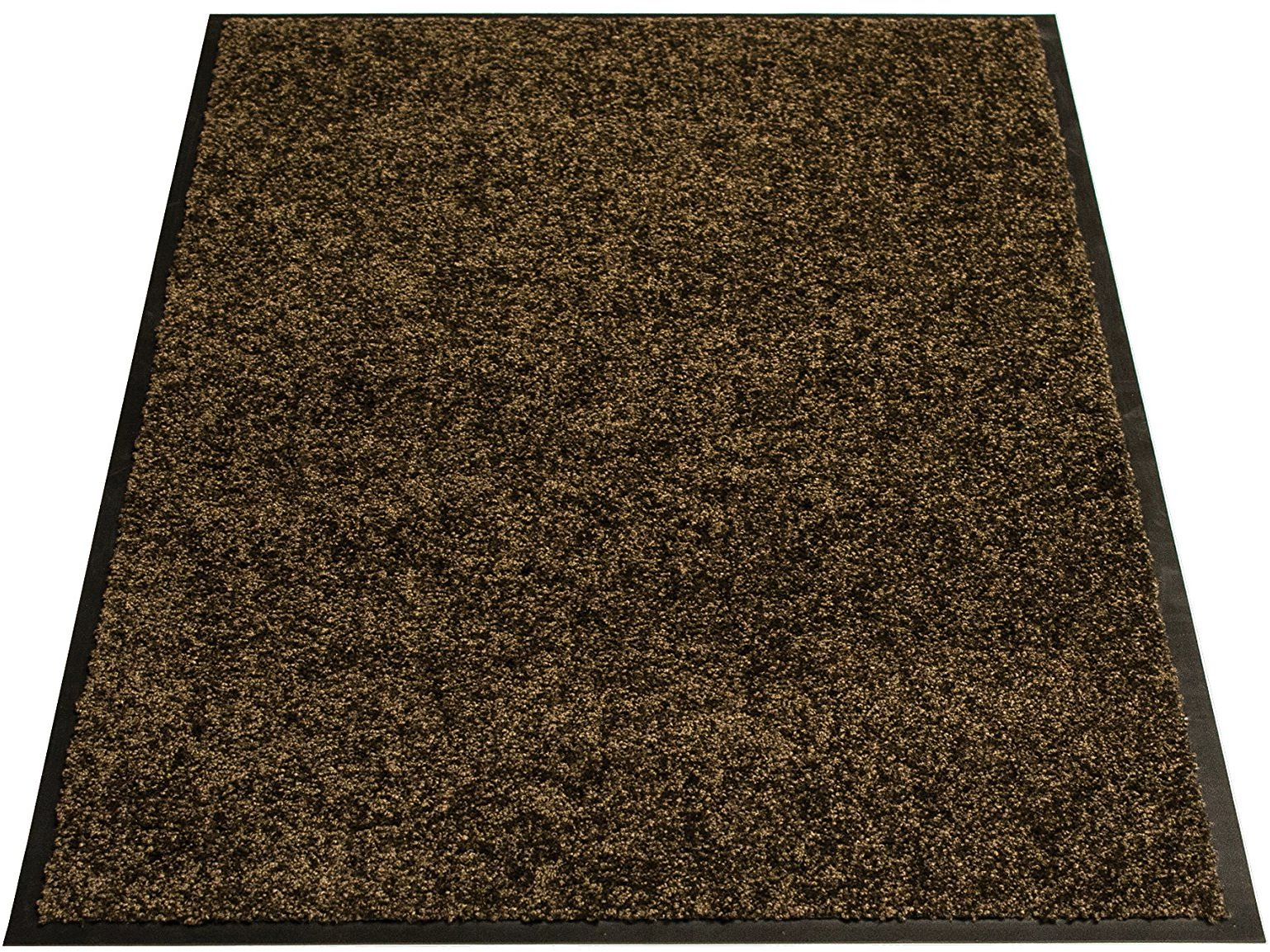 miltex Eazycare wycieraczka z łapaczem brudu, brązowa, 60 x 90 cm