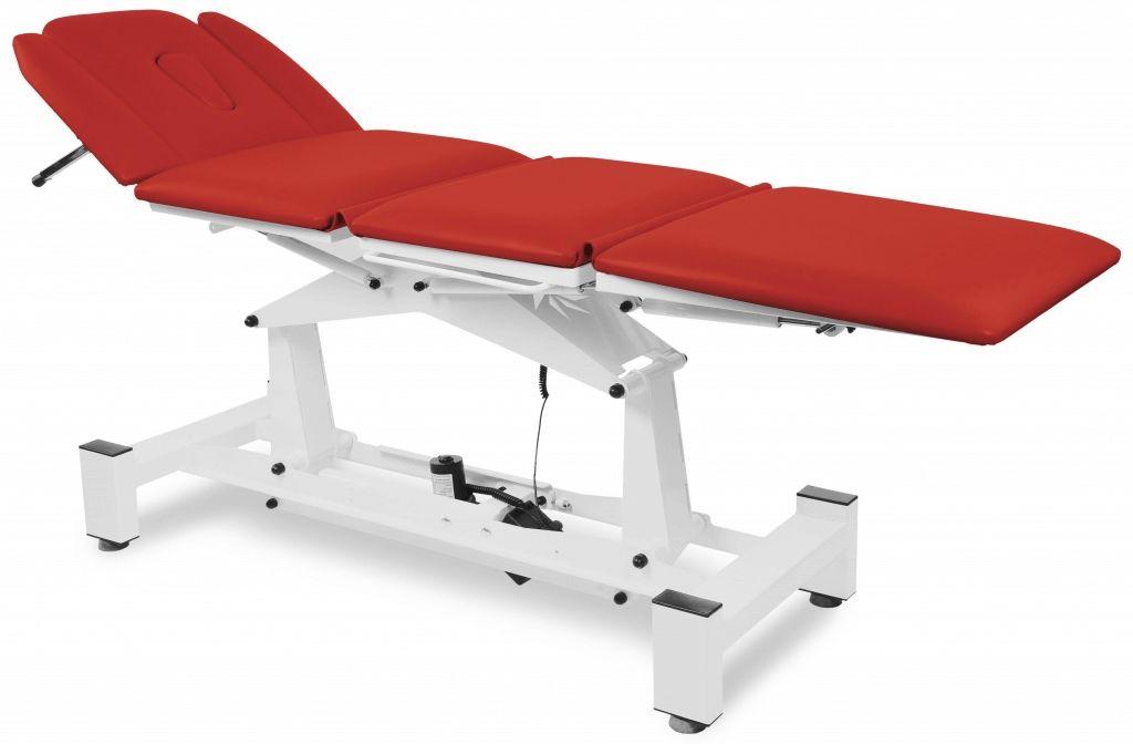 Stół rehabilitacyjny NSR 4 - regulacja elektryczna lub hydrauliczna