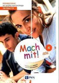 Mach mit! neu 4 Podręcznik 7 - pracaz zbiorowa