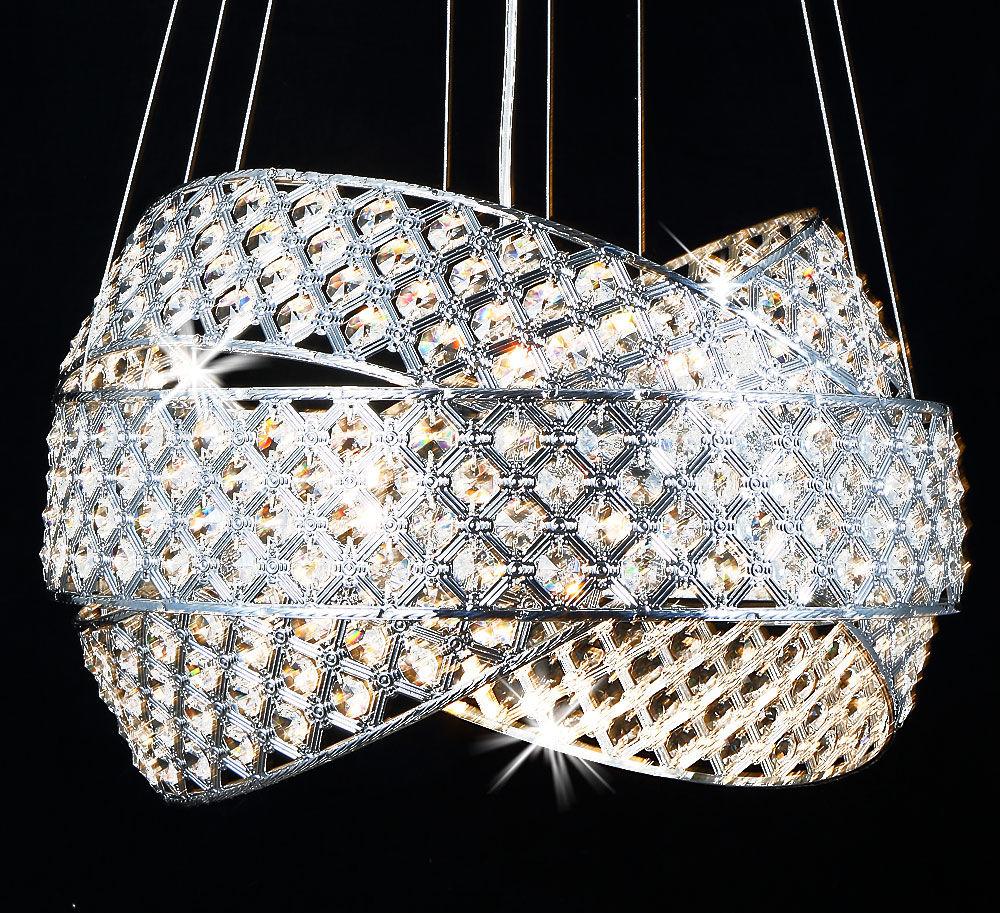 Żyrandol kryształowy 50cm - K144