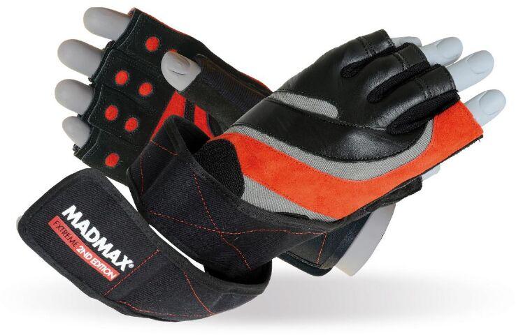 MADMAX Rękawiczki Treningowe Extreme 2nd Edition