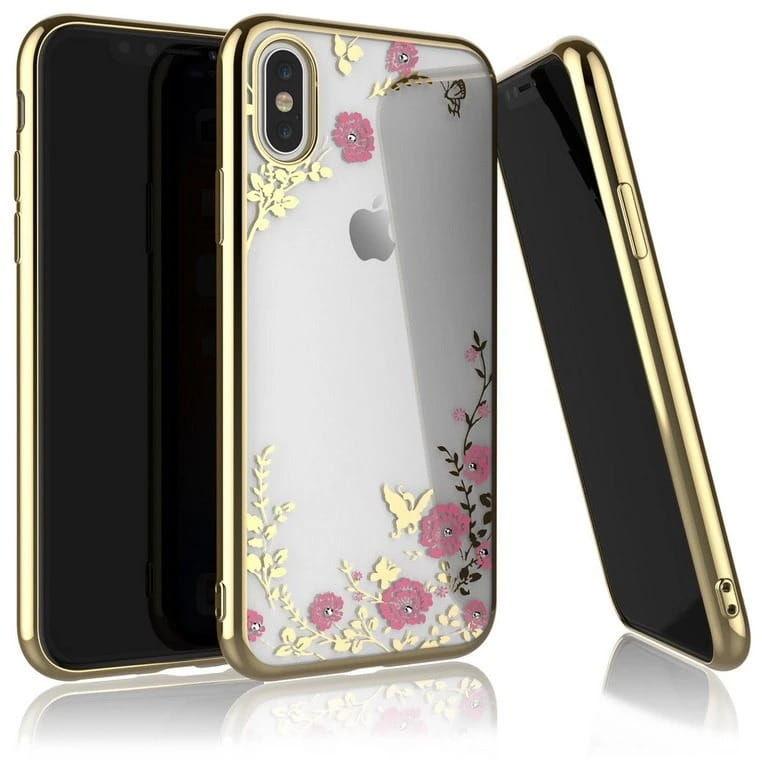 Etui DiamondCase Apple iPhone X