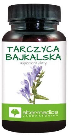 Alter Medica Tarczyca Bajkalska - zdrowy sen 60 kaps.