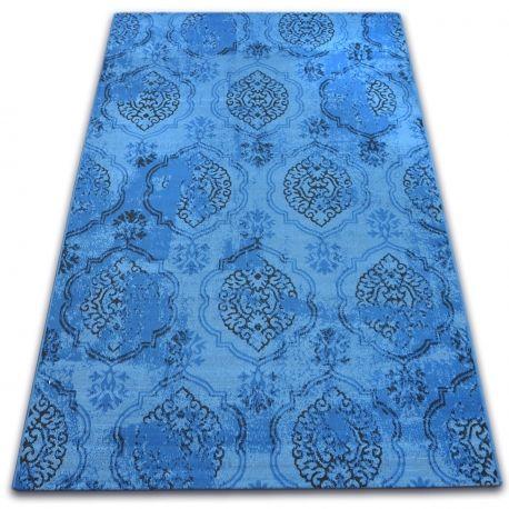 Dywan Vintage 22213/473 niebieski klasyczny 120x170 cm